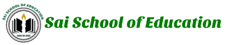 Sai School of Education